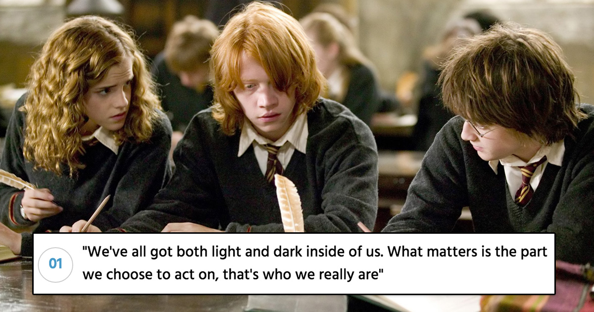 TEST YOURSELF – Can You Match These 15 Quotes To The Harry Potter Character  Copy