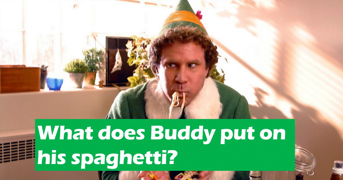 Test Yourself: How Well Do You Remember The Movie 'Elf'?