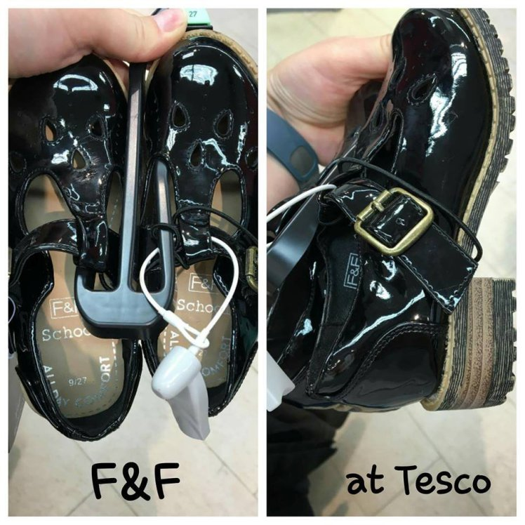 Should Tesco Sell 'High Heels' For Five