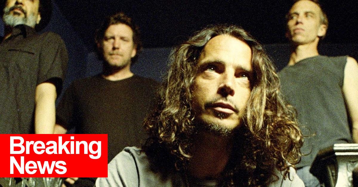 Soundgarden Lead Singer Chris Cornell Dead Aged 52