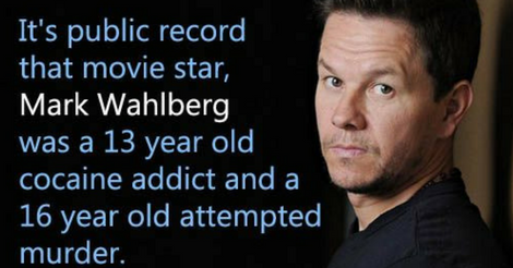 20 Unknown, Shocking Facts About Mark Wahlberg