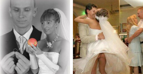 19 Wedding Fails That Will Make You Cringe