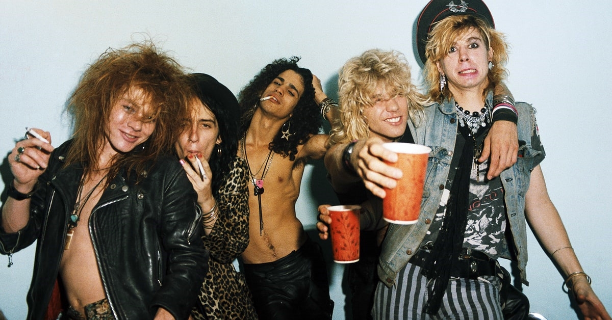 The 10 Wildest Facts About Guns N' Roses