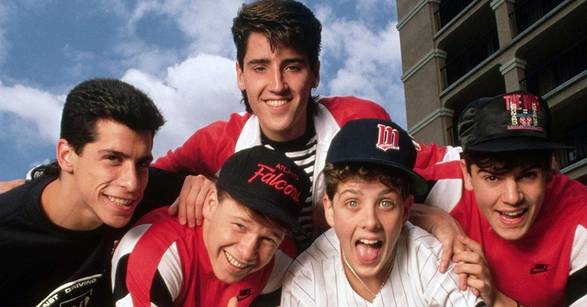 Remember New Kids On The Block? Here's What They Look Like Now