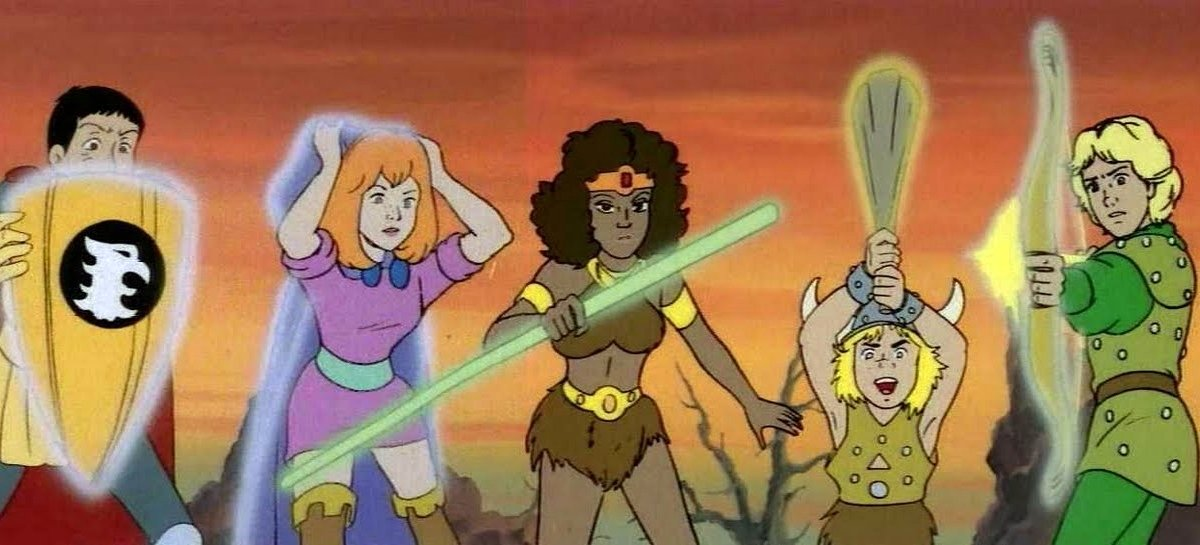 13 Facts About The Dungeons & Dragons Cartoon That Every Fan Should Know