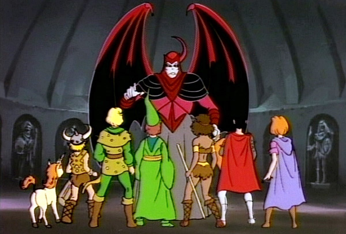 13 Facts About The Dungeons Dragons Cartoon That Every Fan Should Know