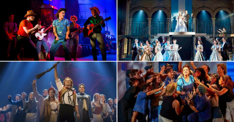 QUIZ: How Many Of These Musicals Can You Name?