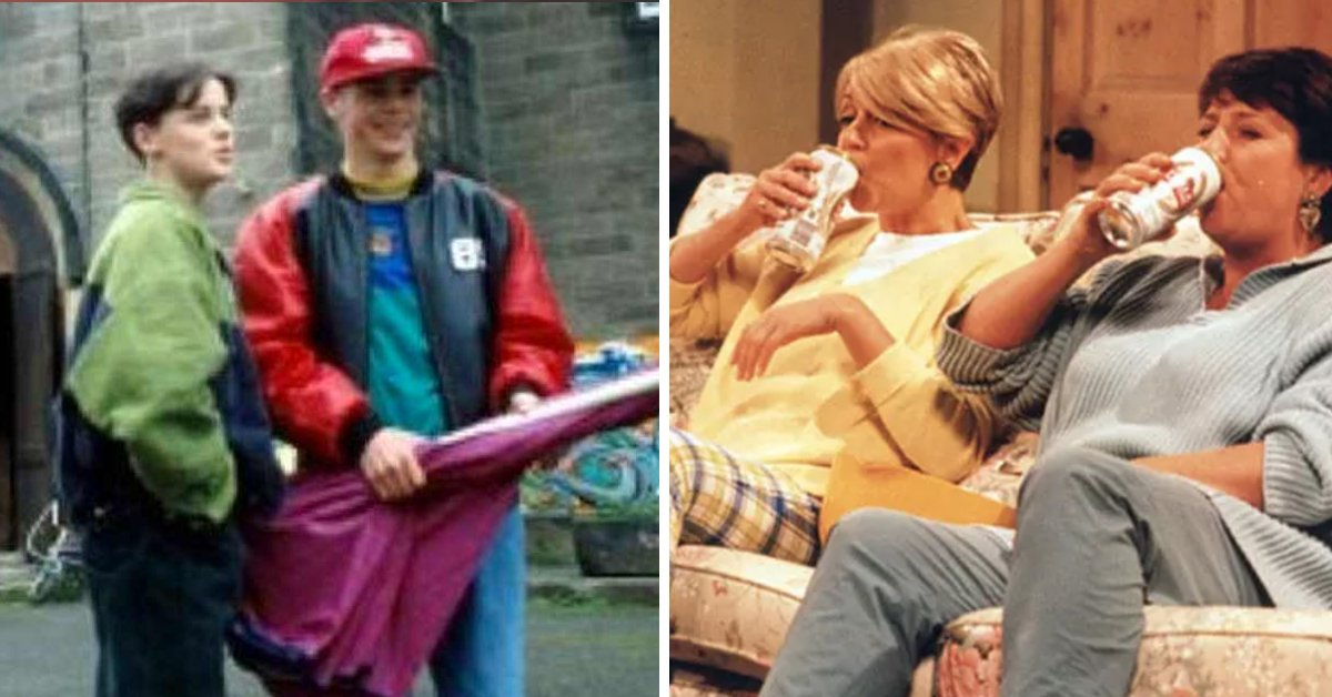 TEST YOURSELF: Can You Recognise All 31 Of These Classic British TV Shows?