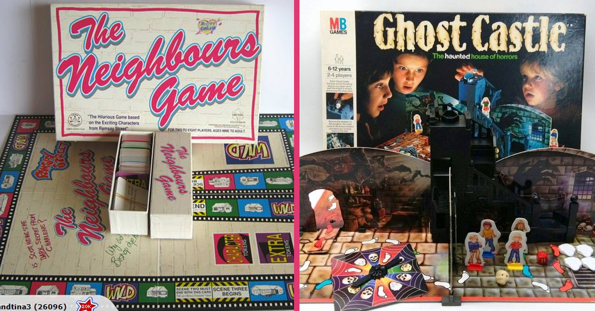 12 Classic Board Games that will take you back to your childhood – which do you remember?