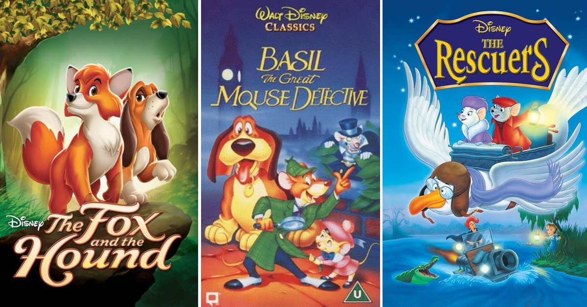 Which of These 9 Disney Animated Films Take You Straight Back To Your Childhood?
