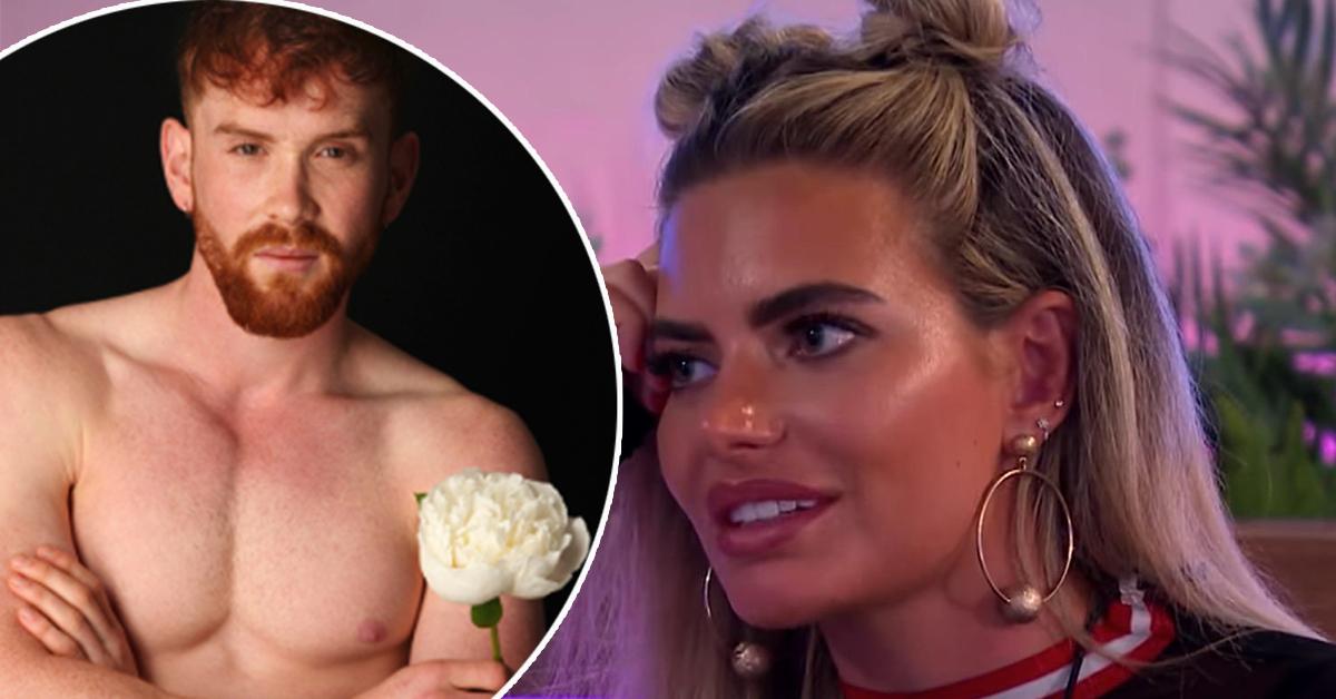 Love Island's Muggy Megan Dumped By Secret Team GB Boyfriend