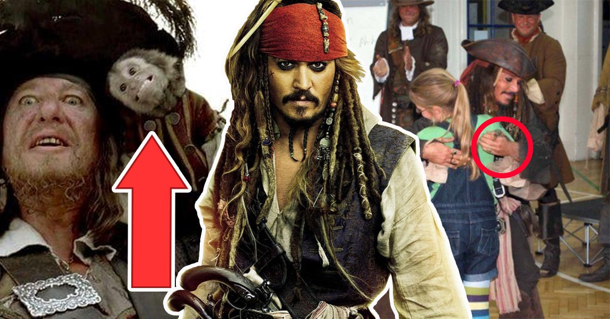 Pirates of the Caribbean facts hindi