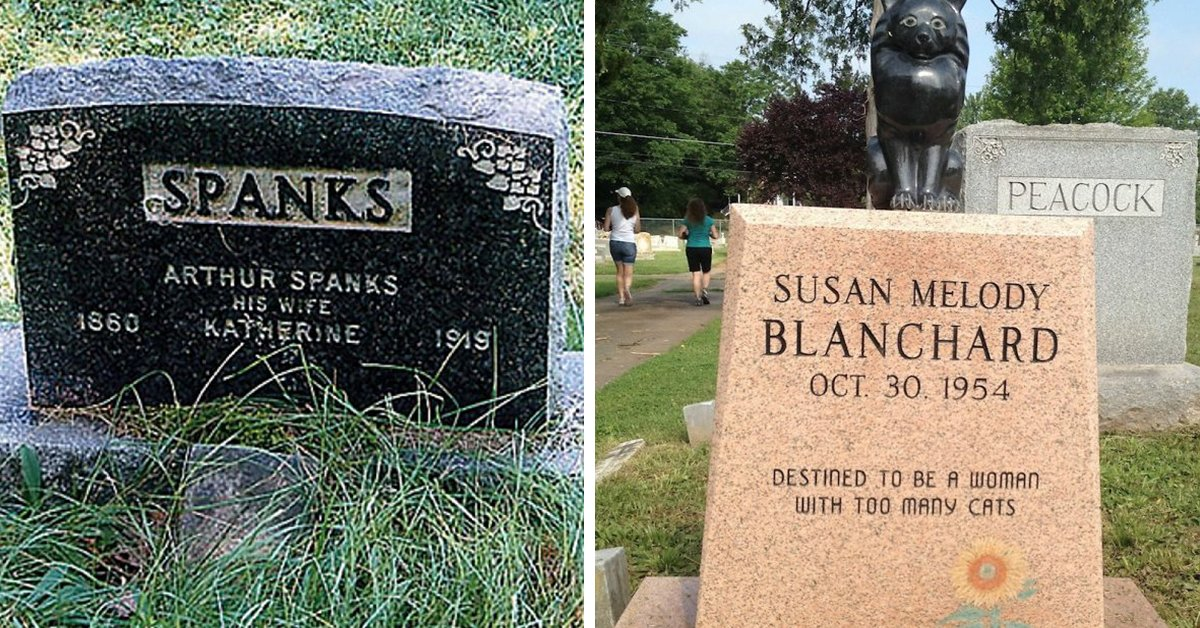 30+ Hilarious Gravestones Of People Who Got The Last Laugh