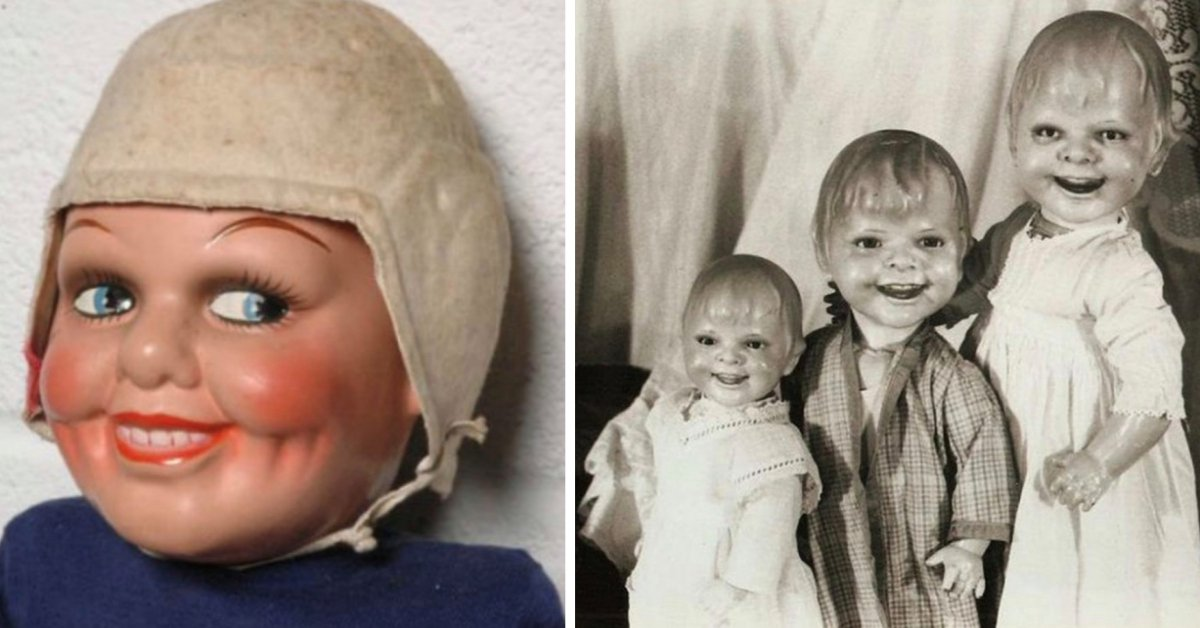 15 Vintage Dolls That Are Guaranteed To Give You NIGHTMARES!