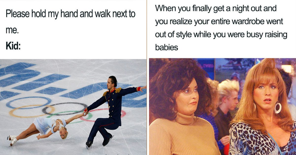 20 Mom Memes That Will Help You Laugh Your Stress Away
