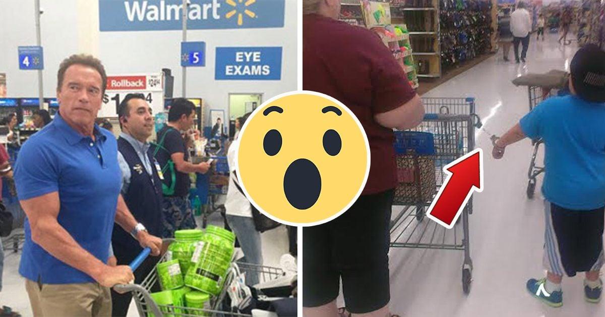 25+ Crazy Photos Taken In Walmart