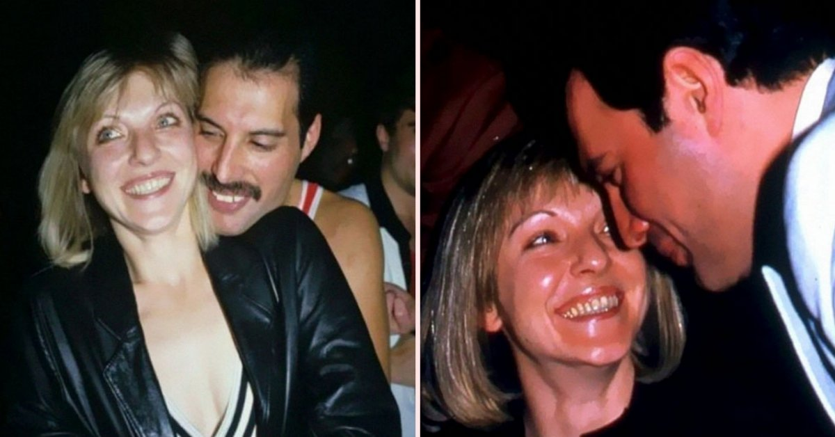 20 Photos Of Freddie Mercury & Mary Austin, Who Was The Biggest Love Of His Life