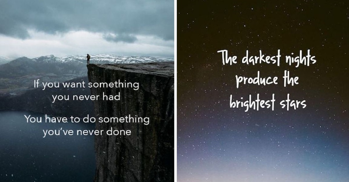 These 20 Of The Most Liked Inspirational Quotes On Pinterest Will Help You Look At Life Differently