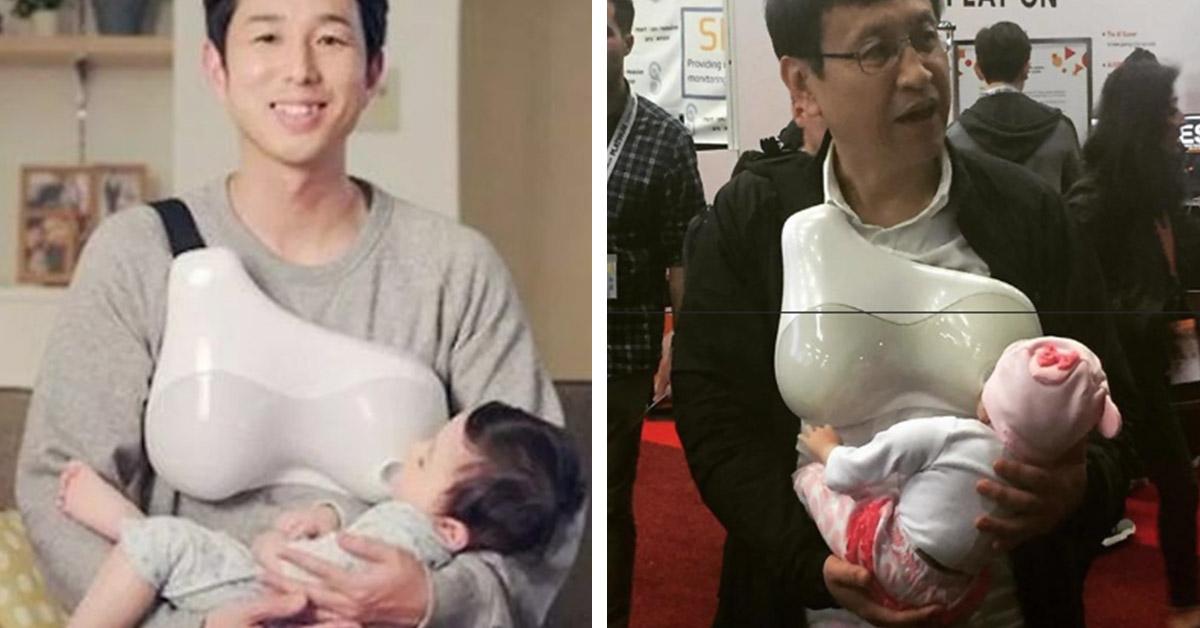 japanese breast feeding young Japanese mother breastfeeding newborn baby in hospital ...