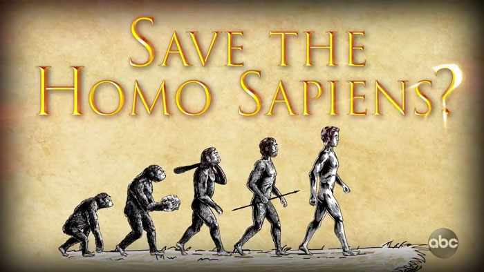 Jimmy Kimmel Asked People If Homo Sapiens Should Be Saved And Their Responses Will Terrify You
