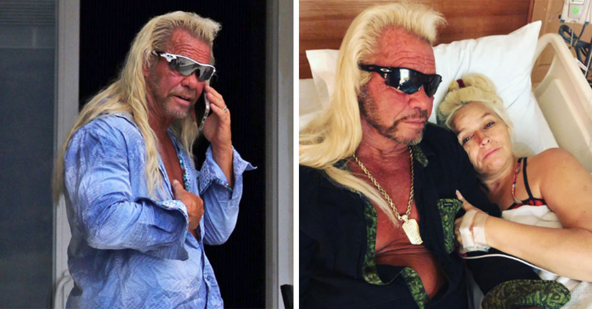 "Dog The Bounty Hunter Says Beth's Death ""Came Fast"" And He Can Still Feel Her Presence"
