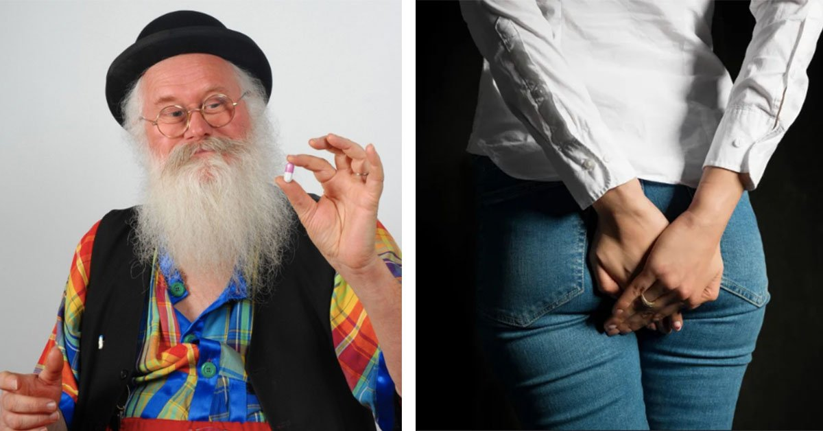 This French Inventor Has Created Pills That Will Make Your Farts Smell Like Roses