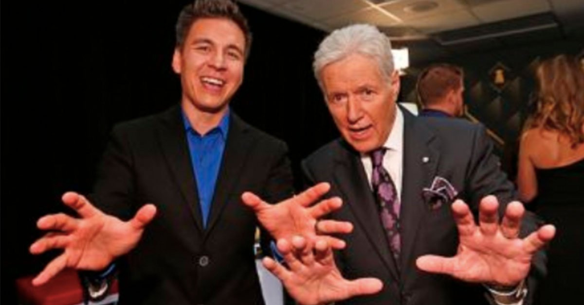James Holzhauer The Jeopardy! Champ Donates Winnings To Cancer Research In Honor Of Alex Trebek