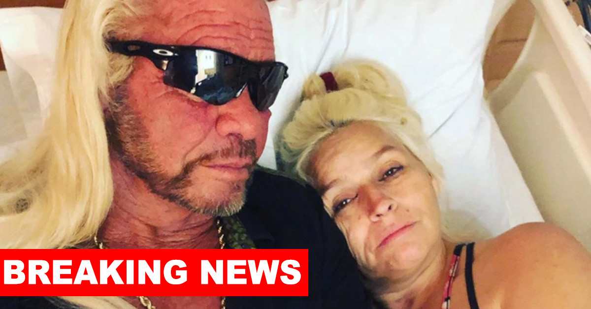 BREAKING NEWS: 'Dog the Bounty Hunter' star Beth Chapman Dies, Aged 51