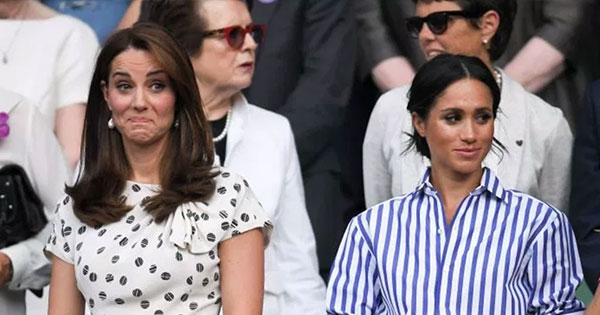 Kate Middleton Wants To Be Like Meghan Markle When She Grows Up