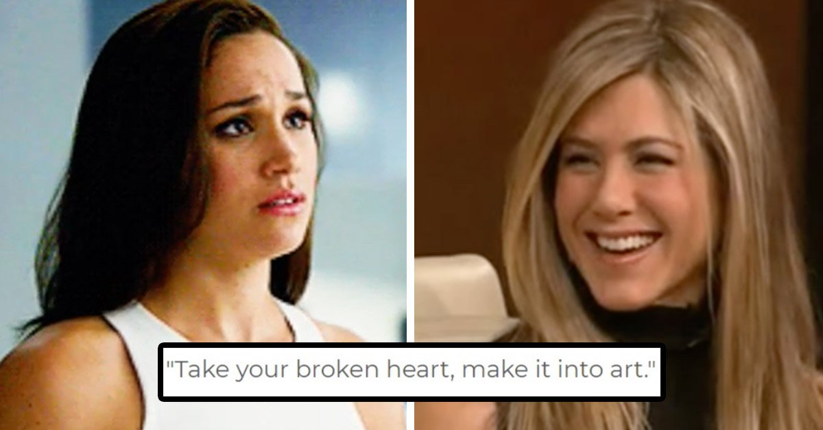 "Famous Women Reveal Their Wise Words On Heartbreak & How To Move On From ""The One That Got Away"""
