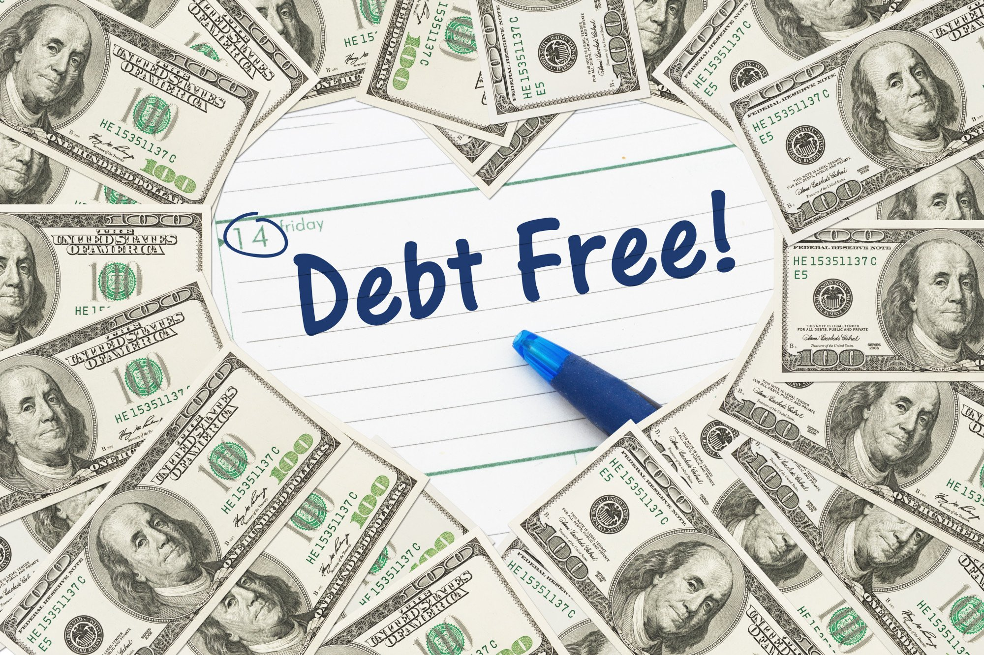 3 Tips on How to Become Debt Free Faster